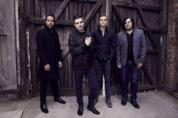 The Boxer Rebellion play at SWG3 on Thursday night