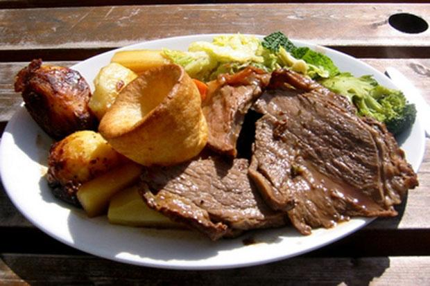 Traditional! 10 places to try roasts