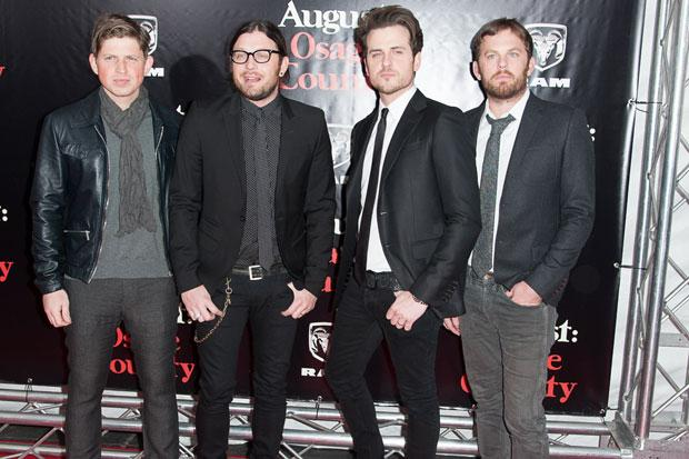 Kings of Leon announce summer date for the Hydro