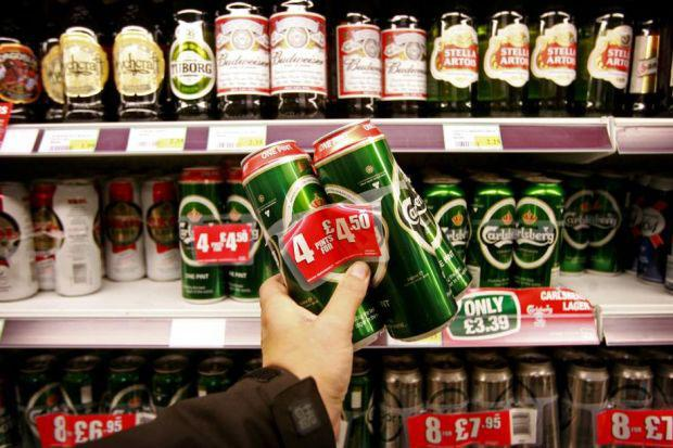 EU referral for alcohol minimum pricing bid