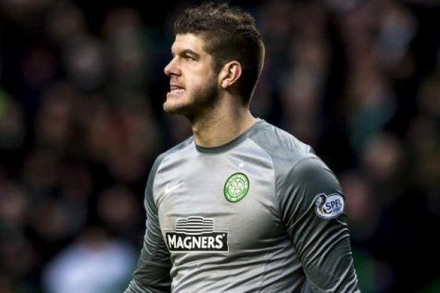 Fraser Forster is minutes away from breaking record