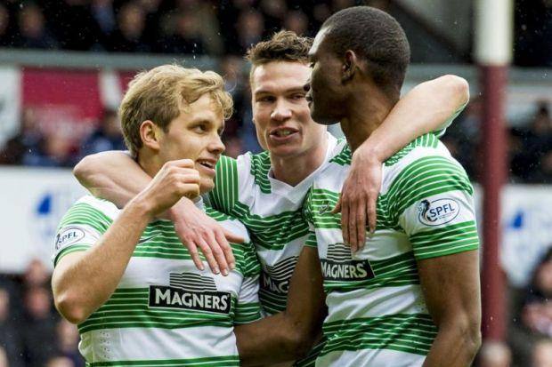Teemu Pukki, Derk Boerrigter and Amido Balde are coming to the boil after slow starts to their careers at Celtic
