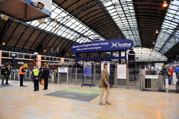 Rail chiefs' vow last year over line electrification