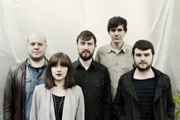 Admiral Fallow are playing a special show on Saturday  night at the Old Fruitmarket in Glasgow