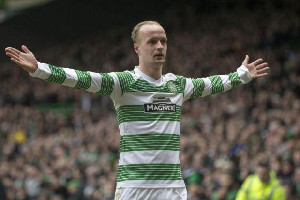 Leigh Griffiths has hit th