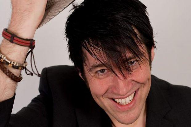 Comedy mind-reader Doug Segal appears at the Tron Theatre on March 21