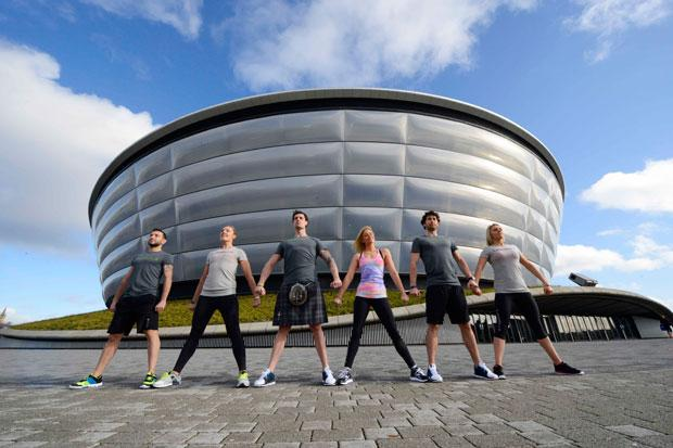 Cat's Eyes on Glasgow: why I am fanatical about fitness on and off the slope