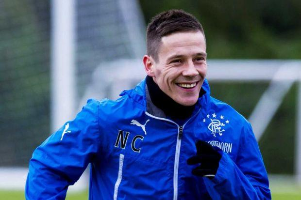 Ian Black hopes the young Rangers players can switch off to stick from the fans
