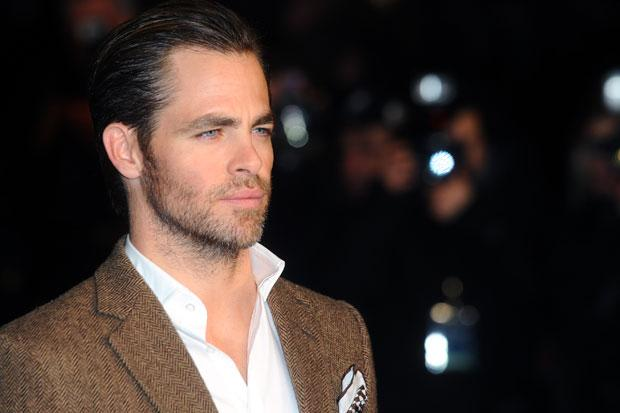Set phasers to breathalyse: Chris Pine, Star Trek's Captain Kirk, charged with drink-driving