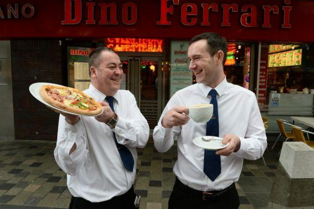 The diner has been a favourite among food fans for more than 50 years