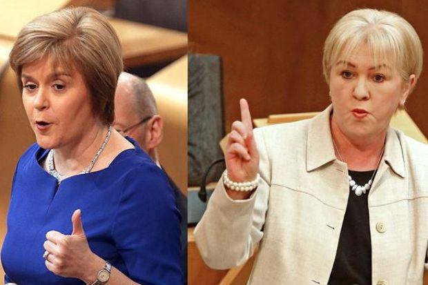 Glasgow Southside MSP Nicola Sturgeon believes independence will help build a better Scotland