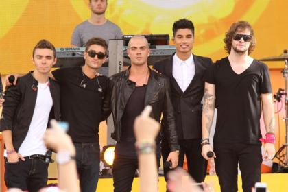 Dream come true: two sisters meet The Wanted thanks to Glasgow charity