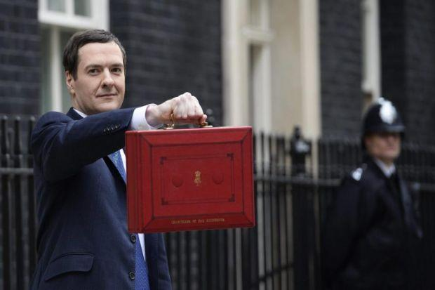 George Osborne was told he must do better after Budget announcement