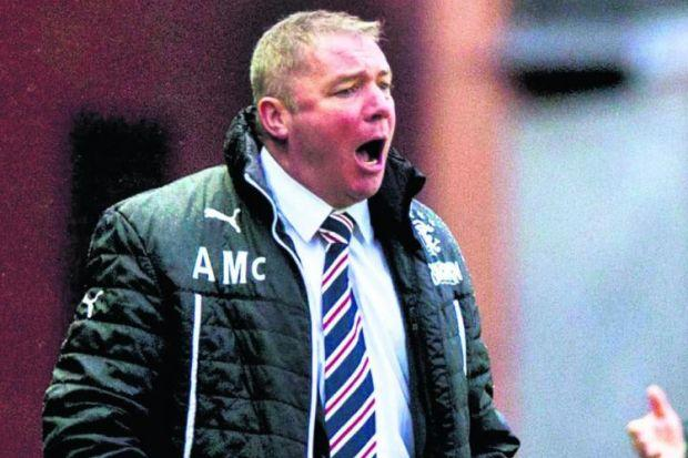 Ally McCoist and Dundee United chairman Stephen Thompson have both had their say on cup tie arrangements