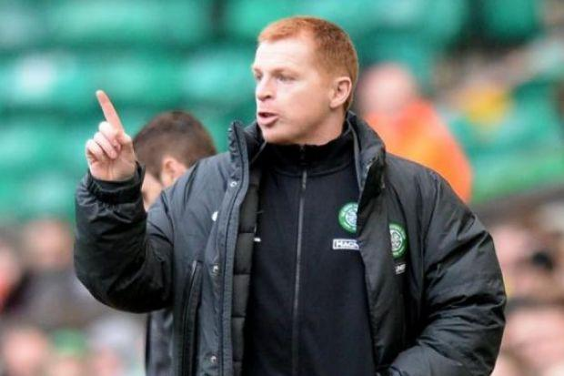 Neil Lennon is in no hurry to step across the border