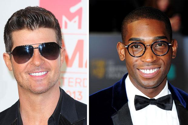 UK festival date for Tinie Tempah and Robin Thicke
