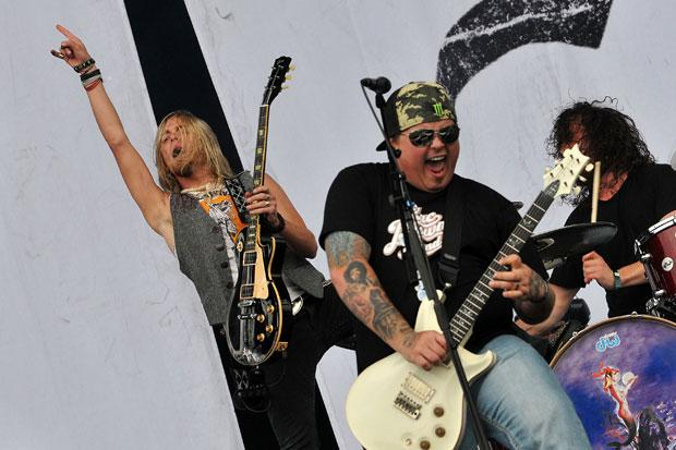 Black Stone Cherry to play the Hydro