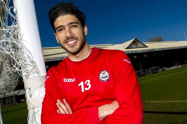 Gabriel Piccolo returned to the Partick Thistle line-up last week against Inverness after spending two months on the sidelines