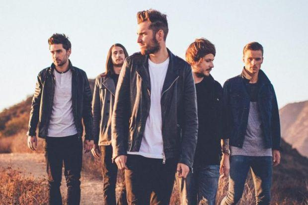 You Me at Six perform at the O2 Academy on Friday and Saturday nights