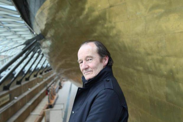 David Hayman hosts the new series