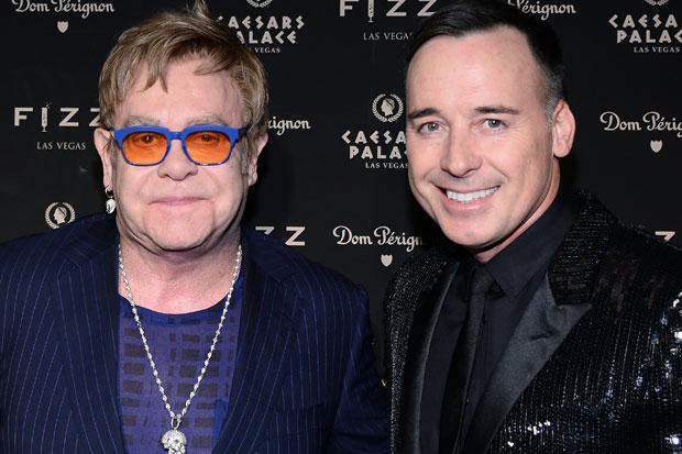 Elton John plans 'low-key' wedding with partner David Furnish