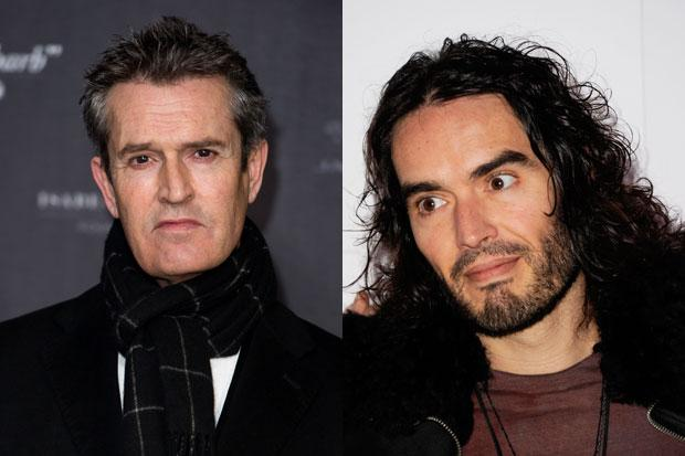 Rupert Everett to quiz Russell Brand about his sex life for new TV show