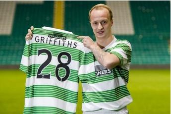 Celtic launch investigation into Griffiths 'racist' song claims