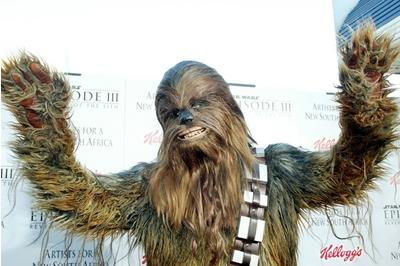 Return of the Wookie: Chewbacca to appear in new Star Wars film