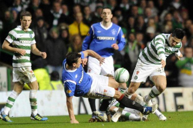 Lee McCulloch claims he did not touch Beram Kayal in this challenge in December 2011