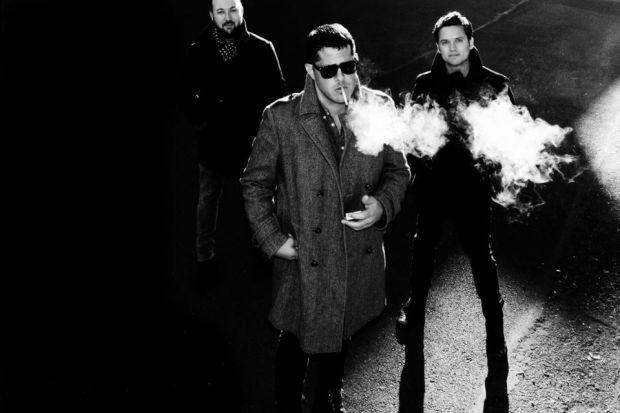 Augustines play The Arches on Friday