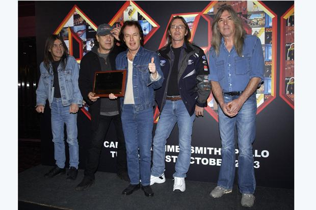AC/DC to continue, vow members