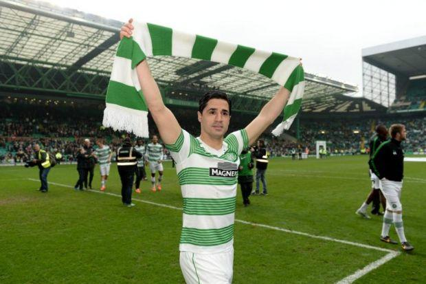Beram Kayal has now said he is very happy at Celtic and that he wants to stay