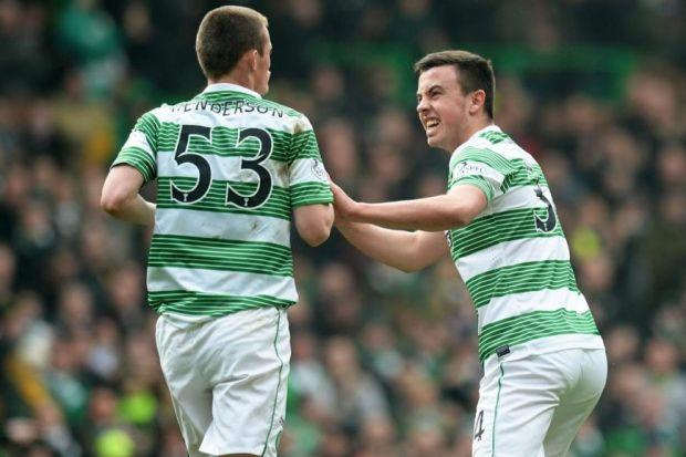 Liam Henderson and Eoghan O'Connell have followed in James Forrest's foot steps and have graduated up to the Celtic first team