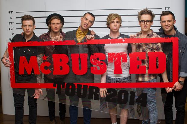 The fans' verdict: McBusted, SSE Hydro, Glasgow