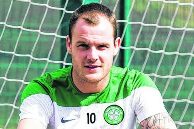 Stokes is looking forward to a break so he can hit top form again next season for Celtic