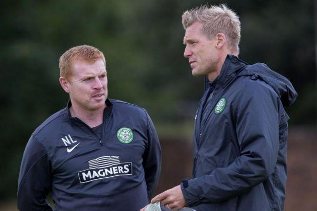 Neil Lennon and Johan Mjallby have been a top management team