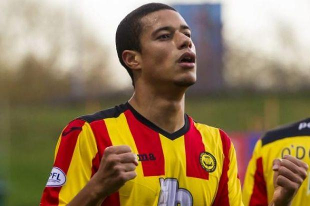 Use the head ... Lyle Taylor is hoping Thistle's survival instinct will kick in tonight