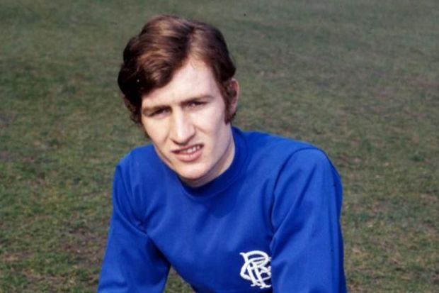 Sandy Jardine was respected across the game of football