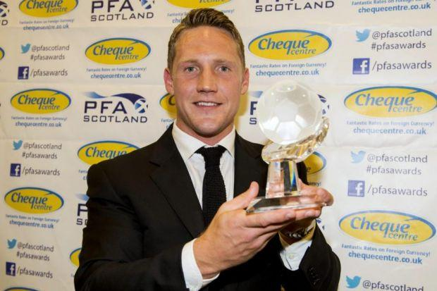 Kris Commons has scored 28 goals for Celtic this season