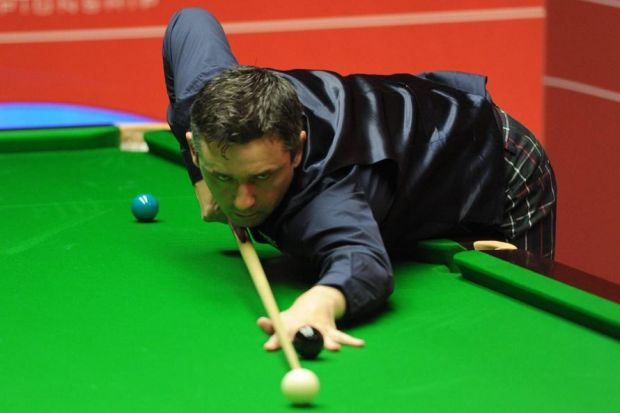 Alan McManus won the opening frame of today's session but Mark Selby took quarter-final 13-5