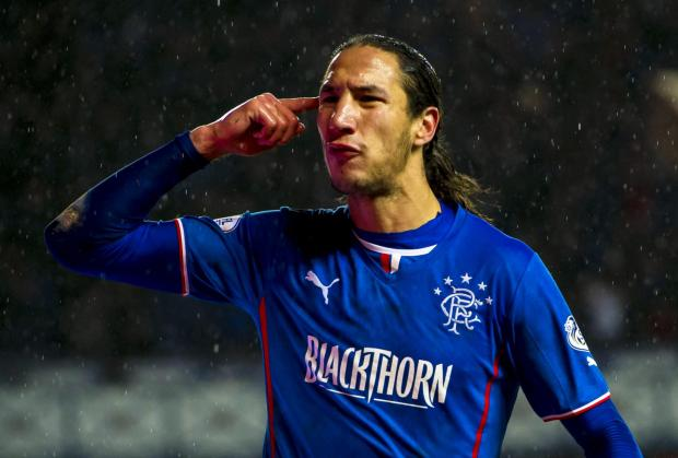 Mohsni was subject of attention from Pars fans on Saturday