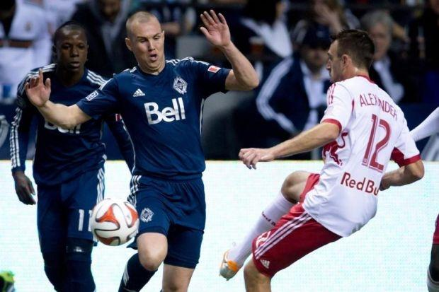 Kenny Miller's time in Vancouver is at an end
