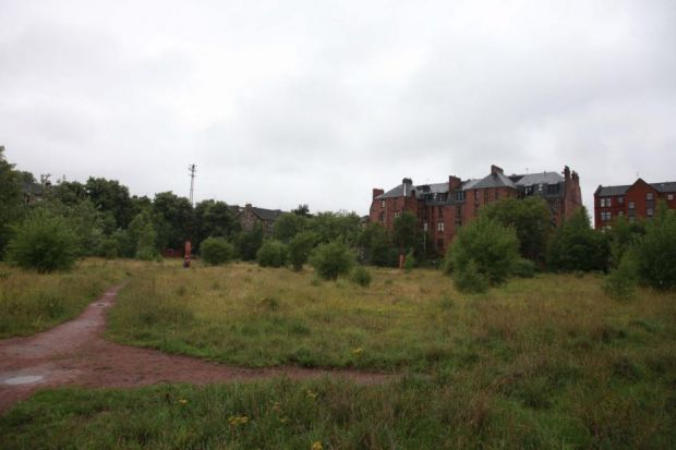 Campaigners are fighting plans for a development on Kelvin Meadow and Children's Wood