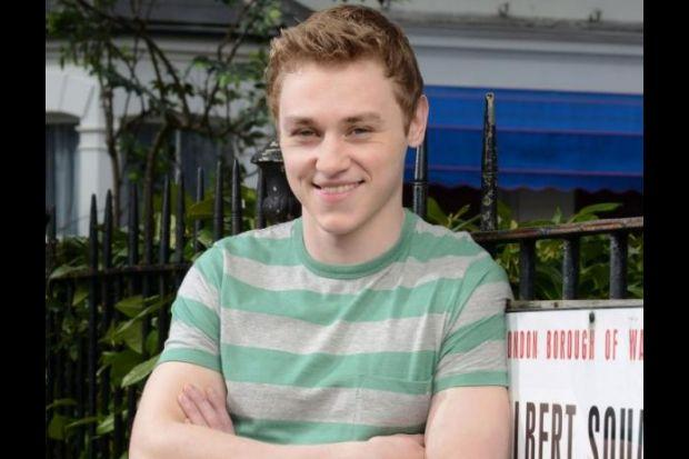 Ben Hardy has gone from