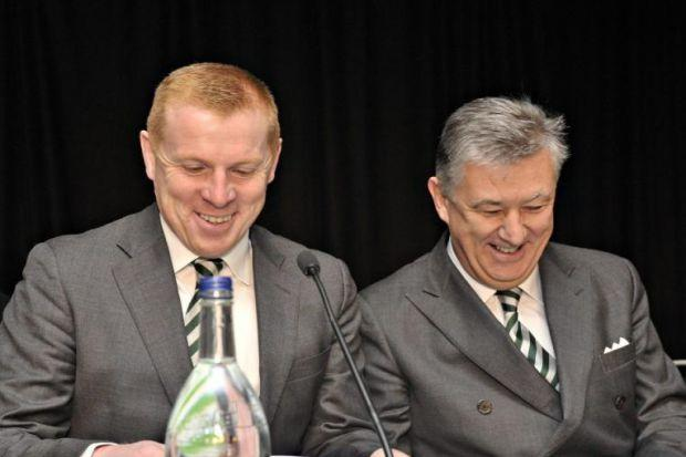 Neil Lennon will sit down with chief executive Peter Lawwell next week