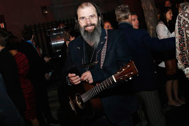 Steve Earle will perform.