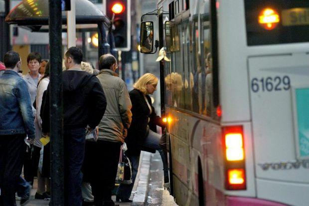 Bus passengers are angry at fare rises 12 times the rate of inflation