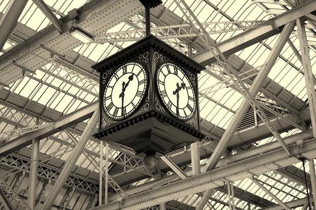Eye Spy Glasgow: Meet me under the clock