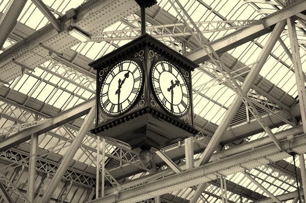 Eye Spy Glasgow: Meet me under the clock | Evening Times
