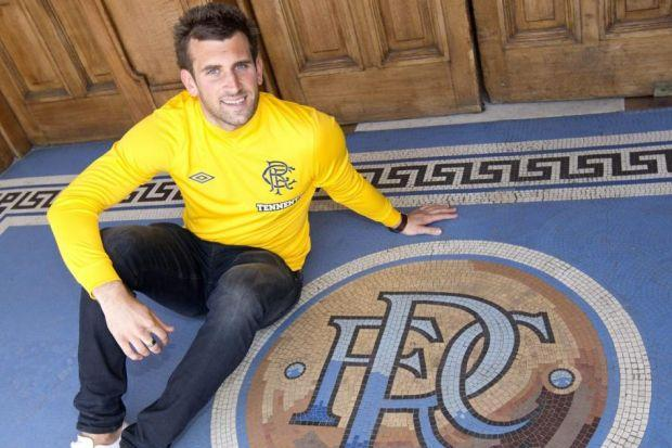 Cammy Bell has never regretted his move to Ibrox
